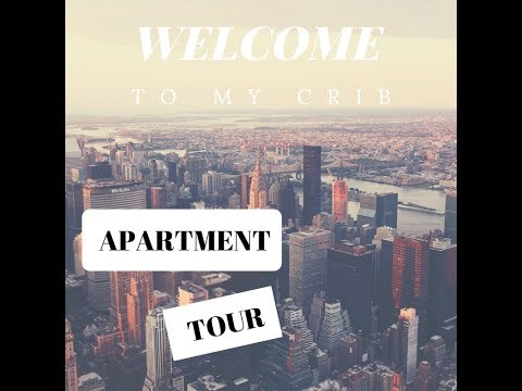 APARTMENT TOUR - Tyler, Texas 2017