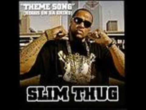 Slim Thug - I Run (Lyrics)