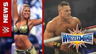 Kelly Kelly Returning To WWE? John Cena WrestleMania 33 Opponent Revealed! - WWE News Ep. 96