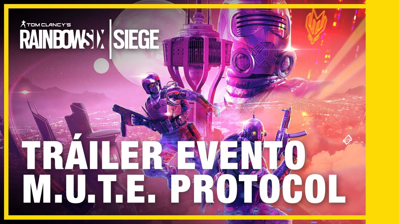 Rainbow Six Siege: Mute Protocol Evento | Tráiler