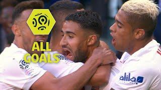 Goals compilation : week 5 / ligue 1 conforama 2017-18