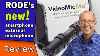 RODE VideoMic Me | Test and Review