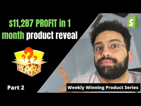 [Series] Winning Product to Dropship in 2019 & 2020 (Part 2) - Product Research Done For You! thumbnail