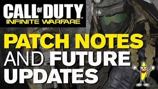 nfinite Warfare Patch Notes And Future Updates   VolkKBAR nerfed Advanced UAV Buffed