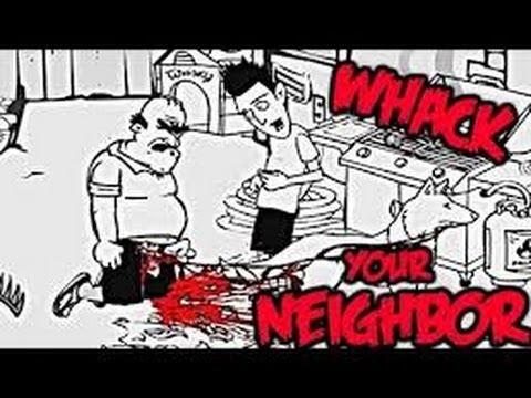 Whack Your Neighbour El Juego Mas Sangriento De Todos