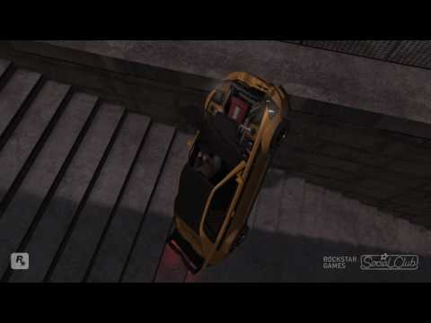 GTA IV *PC* Stunts & Fun