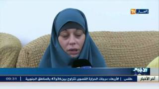 خنشلة : فرنسية تعتنق الإسلام بمسجد الأمير عبد القادر
