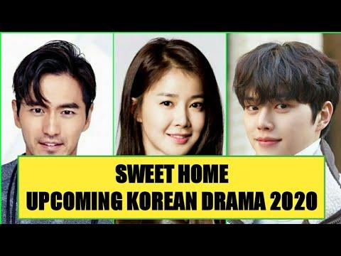 Sweet Home 2020 Song Kang Lee Jin Wook And Lee Shi Young Upcoming Korean Drama 2020 Youtube