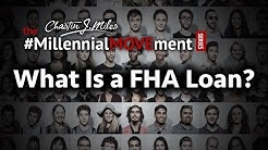 Qualify for a FHA Loan | PODCAST EPISODE - #MillennialMOVEment