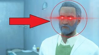 The Repercussions Of Killing Father Early Fallout 4 REMAKE
