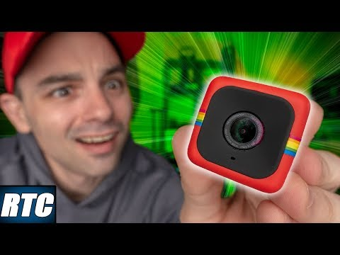 Reviewing the CHEAPEST Polaroid Action Camera on Amazon! $29 Action Camera!