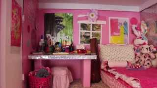 Huge American Girl Doll House Tour 2014! Rockstar13studios