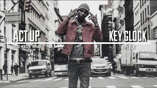 "[FREE] Key Glock x Young Dolph Type Beat ""Act Up"" (Prod. Mason Taylor)"