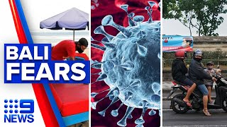 Coronavirus: Bali faces biggest COVID-19 death rate surge   9 News Australia