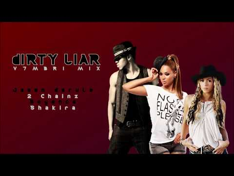 Beyoncé & Shakira vs. Jason Derulo & 2 Chainz - Dirty Liar