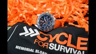 TAG Heuer | TAG Heuer x Cycle for Survival