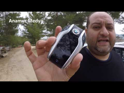 BMW 5 Serisi 2017 Uzaktan Kumandalı Park