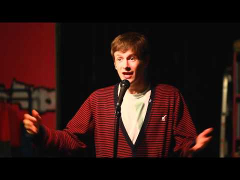 Dominic Dierkes from Gallow's Humor April