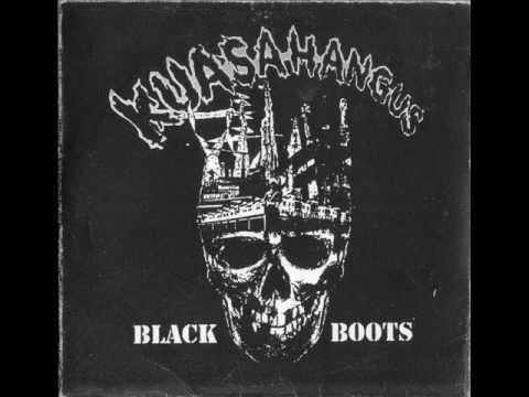Black Boots - Kuasa Hangus (Full Album)
