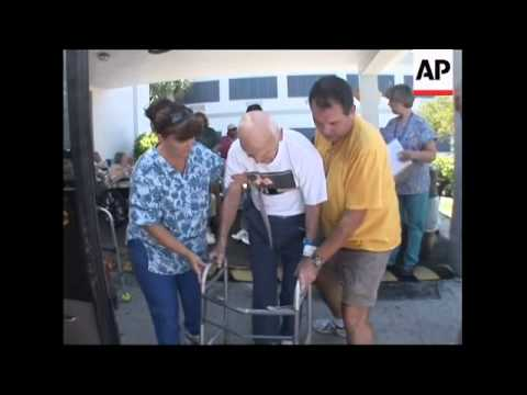 Residents being evacuated from Florida Keys ahead of Hurricane Ike