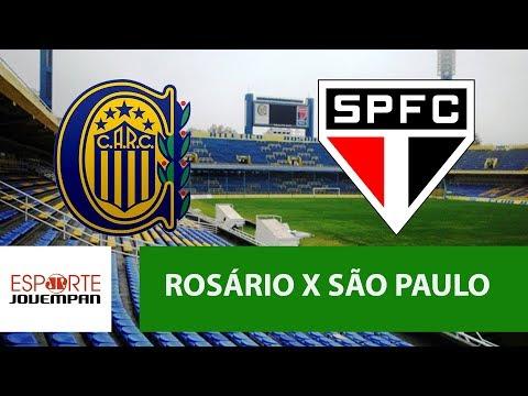 Transmissão AO VIVO - Rosario Central X São Paulo