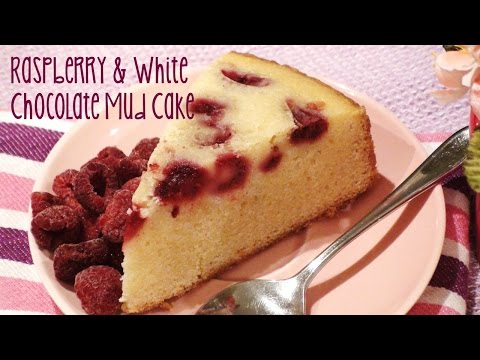 how-to-make-a-raspberry-&-white-chocolate-mud-cake-from-creative-cakes-by-sharon