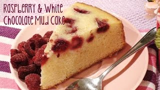 How To Make A Raspberry & White Chocolate Mud Cake From Creative Cakes By Sharon