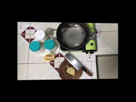 #VLOG 4// Hướng dẫn làm ốc cà na xào bơ tỏi (thơm ngon khó cưỡng)