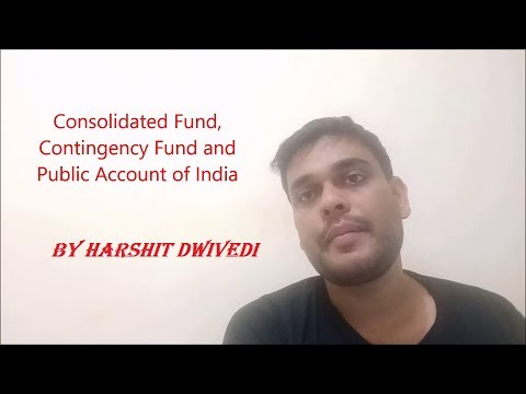 Understanding Consolidated & Contingency Fund, Public Account of India