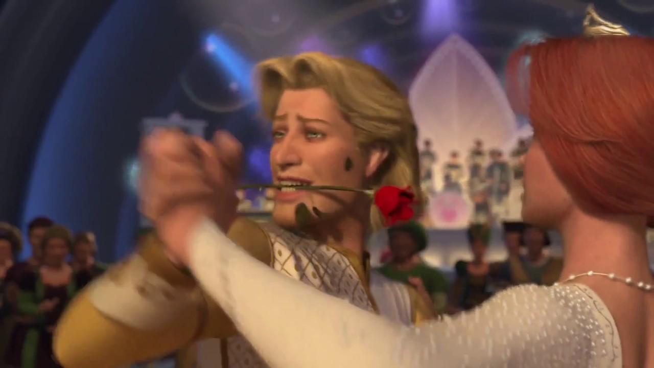 Holding Out For A Hero (1080p Full HD) - Shrek 2 (2004) - YouTube