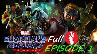PREMIERA - TELLTALE GUARDIANS OF THE GALAXY EPIZOD 1 | PRZYGODÓWKA GAMEPLAY