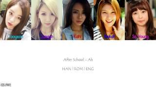 After School - Ah (아) ---------------------------------- Artist: A...