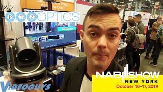 PTZOptics at NAB New York 2019