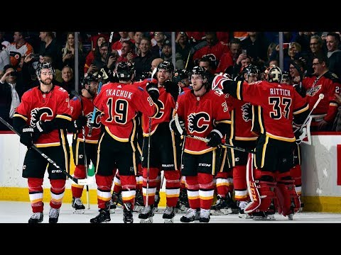 Johnny Gaudreau caps Flames' late rally with OT winner