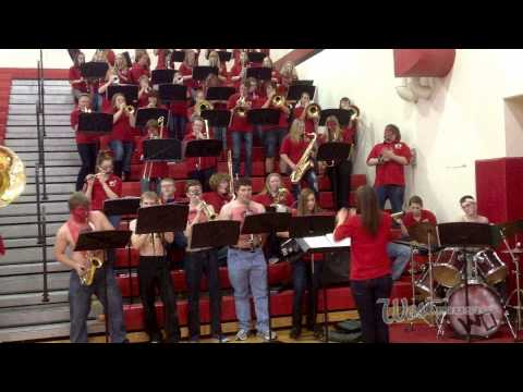 March Music Madness 2013 (Round 2) - Western Dubuque High School