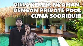 Gambar cover VLOG | Trip To Bali Day 2 | Villa Murah di Bali | Arvhie & Jesi