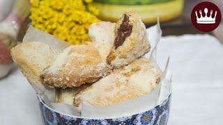 Pastelzinho de Leite Ninho com Nutella (assado)