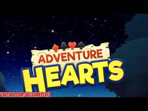 Adventure Hearts - An interstellar card game saga (Android iOS) - 동영상