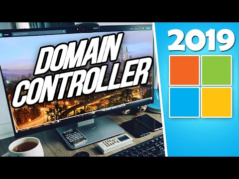 How To Set Up A Windows Server 2019 Domain Controller