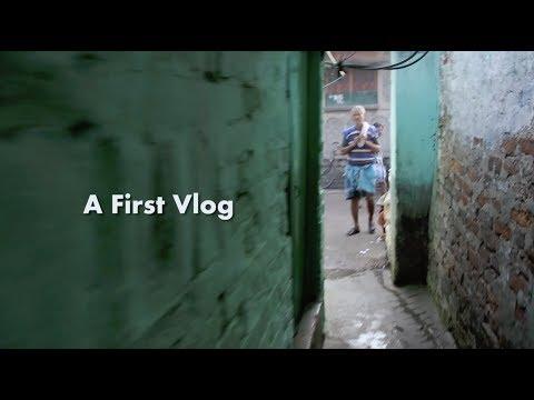 Stole Line Bazaar | First VLOG | By Anirban Sen