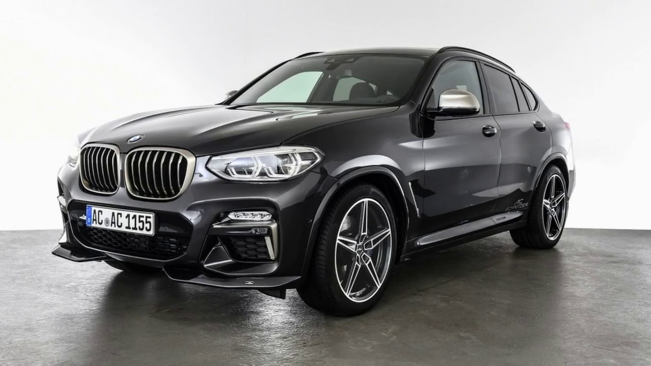 New BMW X4 (G02) Gets Tuning Touches From AC Schnitzer