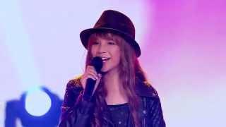 María Luisa cantó A fuego lento de Rosana - LVK Col - Audiciones a ciegas  - Cap 6 – T2