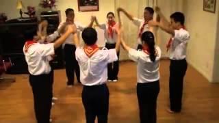 Chào Lửa Thiêng - Phong Trào Thiếu Nhi Thánh Thể Việt Nam tại Hoa Kỳ