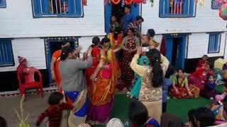 Pahari mahila sangeet vdo uttarakhand my village