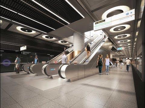 Platform for design: Paddington station