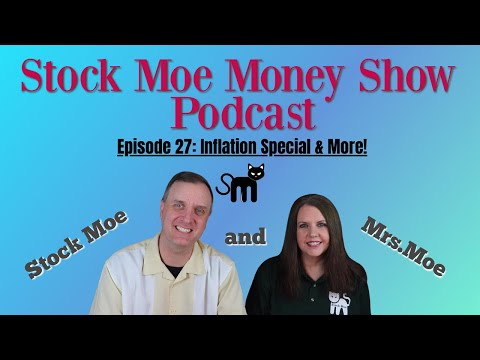 STOCK MARKET CRASH AND INFLATION QUESTIONS ANSWERED STOCK MOE MONEY SHOW EPISODE 28