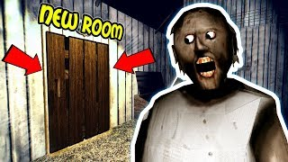 Granny Built A *NEW* FARM ROOM!!! (Chicken Pets!) | Granny The Mobile Horror Game (Mods)