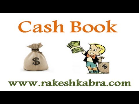 IGCSE Accounting - Two Column Cash Book