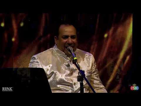 Tere Bin | Live Performance | Ustad Rahat Fateh Ali Khan | Abu Dhabi 2019