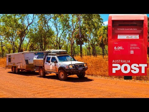How We Get Mail And Parcels On The Road - Aus Post